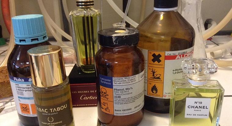 parfums et toxiques?