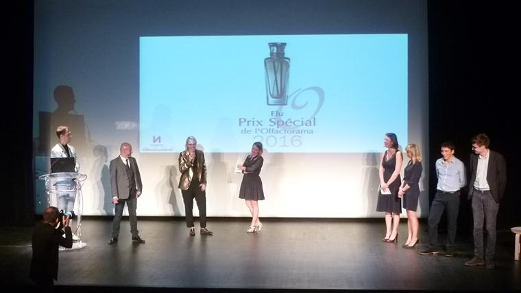 Olfactorama 2016 Prix spécial Mathilde Laurent