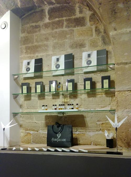 Parfumerie Générale boutique Paris sous sol